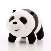 厂家批发18新款毛绒玩具萌萌可爱熊猫熊抱枕公仔儿童女生生日礼物