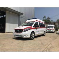 国五奔驰威霆救护车智能配置,专业保障生命安全