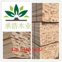 青岛樟子松工地木方标准尺寸