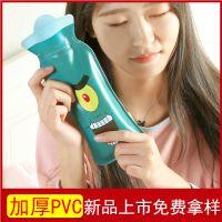【现货】SAFEBET卡通印花热水袋注水式热水袋暖手宝迷你热水袋