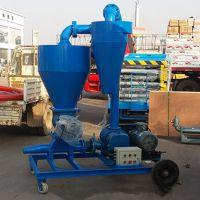都用-库房散粮食气力吸粮机 QL-40吨大型气力输送机 玉米小麦软管吸粮机