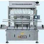 青州发达灌装机供应全自动直线式液体定量灌装机定量准确效率高
