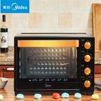 美的独立控温商用家用一体烤箱T3-L326B烘焙电烤箱32L烤叉烧烤