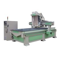 安徽板式家具生产设备 战神XC400数控开料加工中心
