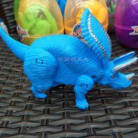 南韩变形恐龙蛋模型关节可动恐龙拼装扭蛋儿童益智炫酷玩具礼品