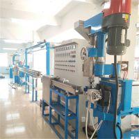 供应民用建筑线80押出机生产线 启宏益线缆机械设备