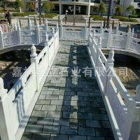 石材厂家出售景区石栏杆 精美汉白玉栏杆 工艺石栏杆
