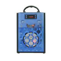 厂家直销无线蓝牙音箱 便携式手提 多功能TF插卡 party专用音箱