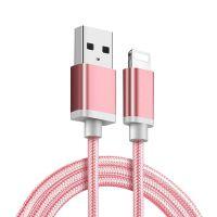安卓编织数据线iPhone苹果手机数据线USB移动电源type-c充电线