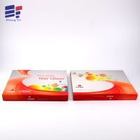 精美化妆品包装盒 烫金过胶彩盒 特种纸定制包装彩盒厂家定制