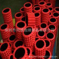 来图来样加工 红色高弹高发泡热压一次成型 EVA塑模冷压异形柱