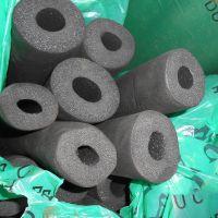 高质量橡塑管 设施施工保温棉 加工定制黑色海绵橡塑管厂家直销