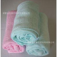 供高强耐洗的竹纤维缎档竹线美容毛巾
