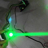 供应532nm50mW 80mW 100mW 150mW粗光斑激光器 细光斑激光模组
