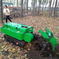 大马力低油耗履带式回填机 新型施肥农用机械 驰航环保型履带式开沟机
