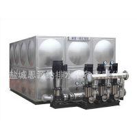 无负压供水设备 二次加压供水设备  箱式罐式无负压变频供水机组