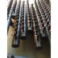 杭州萧红塑胶有限公司 专业生产PE集分水器