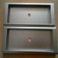 盛粤厂家生产定制铝合金外壳型材 物美价廉量大从优