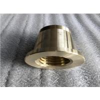 工地专用黄铜螺母价格 利康牌锌基合金梯形杠杆螺母