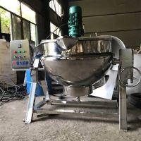 山东潍坊带搅拌导热油夹层锅厂家