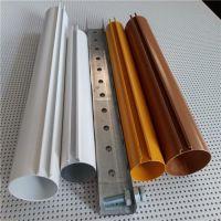 广东佛山专业铝方通 铝方管 铝圆管吊顶厂家_欧百得