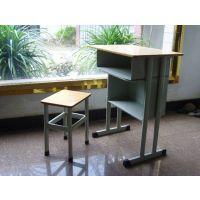 学生学习课桌椅 ,中小学课桌椅,型号KXY-8137,学习活动桌,厂简约现代金属好椅达台
