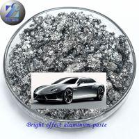 山东邹平致才颜料直供金属效果铝银浆,适用于汽车修补漆、各种金属漆等