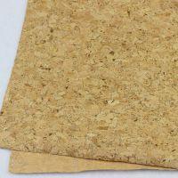 免费拿样 家居用品专用面料 进口软木皮 137cm无限长烫金碎花软木布 厂家直销