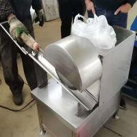 富扬机械专业生产猪蹄劈半机 猪蹄切半机