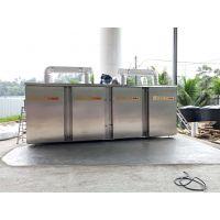 马来西亚、泰国、越南、印尼大型柜式榴莲速冻机