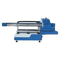自动UV印花机光盘名片照片图案定制彩印设备小型台式平板uv打印机