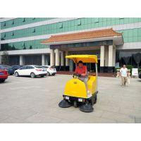欧洁OJER S 1400驾驶式扫地车,河北工厂 园区地面清扫机