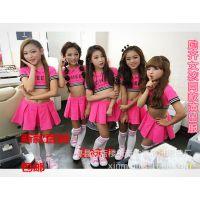 六一儿童演出服爵士舞街舞服装现代舞啦啦操服表演啦啦队女舞蹈服