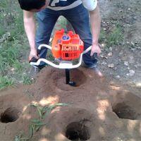 省力效果好的挖坑机 家庭用打孔机多少钱一台