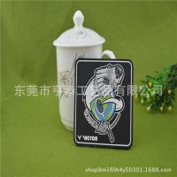 东莞厂家现货批发PVC杯垫  酒店用品logo杯垫 茶餐厅隔热垫