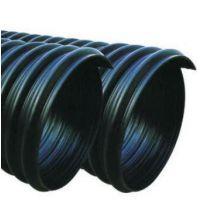 供甘肃HDPE双壁波纹管和兰州pe钢带波纹管