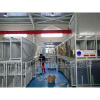 福建立式板材货架价格 板材库专用货架 客户案例