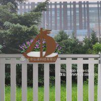 市政工程 花箱 栏杆花器 项目合作之一帆风顺