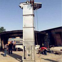 焊接钢斗垂直卸料机价格低 瓜子翻斗输送机