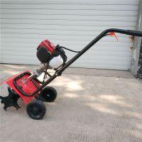 便携式玉米秸秆收割机 背负式牧草收割机 小型割草机