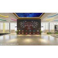 常州新北区企业展厅改造提升设计、常州展厅设计,就选辰信公司