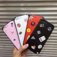 个性iphone7plus贴纸拉杆箱手机壳苹果X20行李箱手机保护套R11