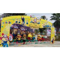 迪士尼卡通模型展览 哆啦A梦模型出租出售