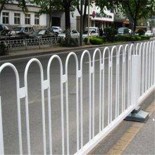肇庆马路防护栏直销 云浮道路隔离栏 佛山热镀锌护栏