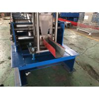 铝合金天沟落水槽设备 雨水收集槽压瓦机 地鑫支持定制规格