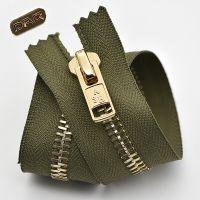 DAQ大器拉链:优质鞋靴拉链 靴子内外腰后背铜质金属拉链 高端皮具鞋用拉链定制