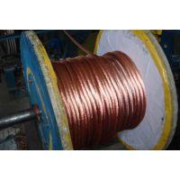 裸铜绞线TJ-120平方接地裸铜绞线天津TJ-185电力裸铜绞线