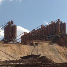 供应河南三门峡螺旋溜槽厂家 螺旋溜槽 选煤溜槽 选钛铁矿选矿设备