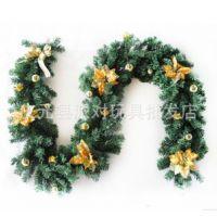 270CM装饰藤条 圣诞装饰品 酒店装饰品 生活装饰品 花环 挂件