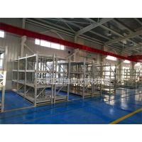 江苏钢管货架 伸缩悬臂式货架设计 6米管材存放架